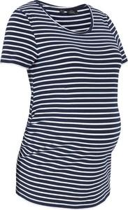 Shirt ciążowy z bawełny organicznej (2 szt.) | bonprix