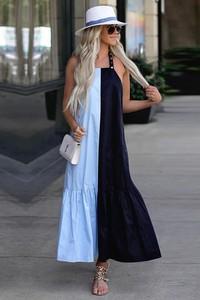 Sukienka Ivet.pl w stylu casual maxi oversize