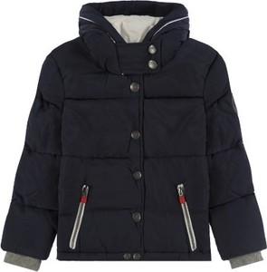 Granatowa kurtka dziecięca Marc O'Polo dla dziewczynek