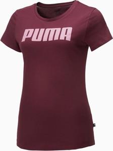 T-shirt Puma z krótkim rękawem z dżerseju w sportowym stylu