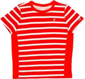 T-shirt Champion z krótkim rękawem w stylu casual