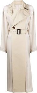 Płaszcz Maison Margiela z bawełny
