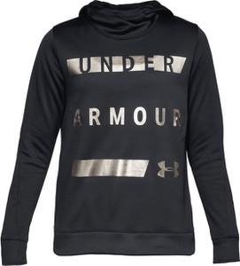 Czarna bluza Under Armour krótka
