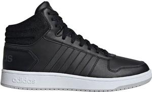 Buty Hoops 2.0 Mid Adidas (czarne)