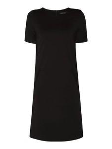 Czarna sukienka Marc Cain w stylu klasycznym