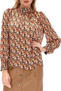 Brązowa koszula Rino & Pelle w stylu boho