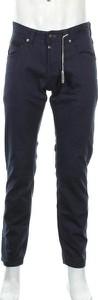 Granatowe jeansy Timezone