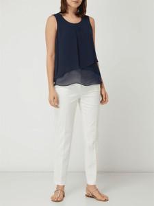 Granatowa bluzka Esprit