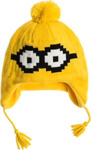 Żółta czapka Cool Club