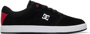 Buty Crisis DC Shoes (black/red/hite)