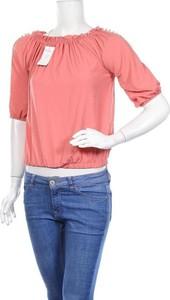 Różowa bluzka Sg z krótkim rękawem