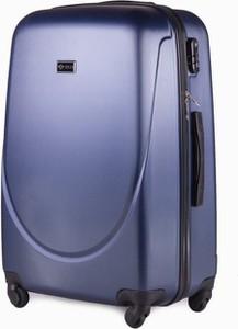 14ddee69ef7fb walizka na kółkach średnia - stylowo i modnie z Allani