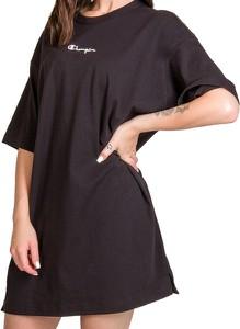 Sukienka Champion z bawełny z krótkim rękawem
