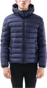 Niebieska kurtka Colmar w stylu casual