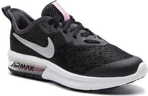Buty sportowe Nike ze skóry ekologicznej w sportowym stylu
