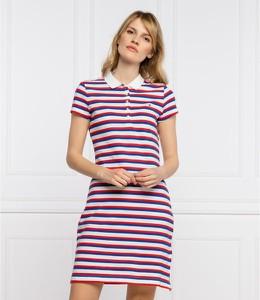 Sukienka Tommy Hilfiger mini w stylu casual