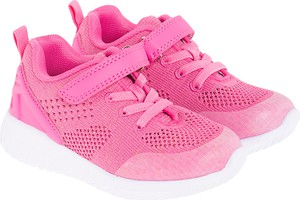 Buty sportowe dziecięce Cool Club na rzepy dla dziewczynek