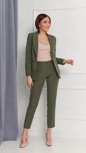 Zielone spodnie Marcelini