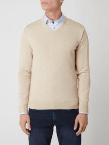 Sweter Tom Tailor z bawełny w stylu casual