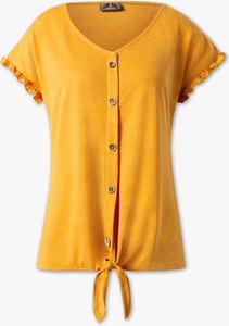 T-shirt YESSICA z krótkim rękawem w stylu casual