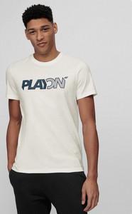 T-shirt 4F w młodzieżowym stylu z krótkim rękawem