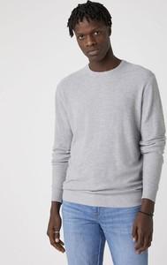 Sweter Wrangler z okrągłym dekoltem w stylu casual
