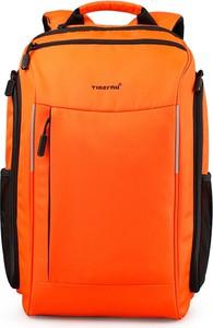 Pomarańczowy plecak męski Tigernu