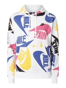 Bluza Nike z bawełny z nadrukiem