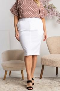 Spódnica KARKO mini w stylu casual