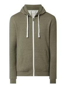 Zielona bluza Q/s Designed By - S.oliver z bawełny w młodzieżowym stylu