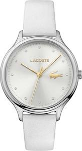 Zegarek LACOSTE - Constance 2001005 White/Silver