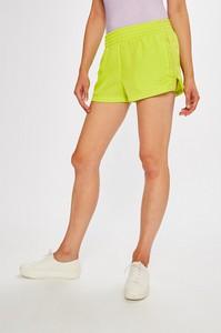Żółte szorty Adidas Originals
