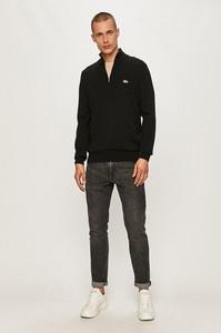 Sweter Lacoste ze stójką w stylu casual