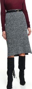 Spódnica Top Secret z tkaniny