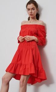 Sukienka Reserved z długim rękawem hiszpanka