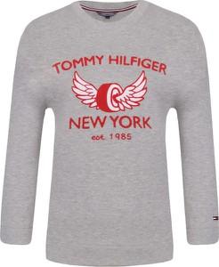 Bluza Tommy Hilfiger w stylu casual z tkaniny