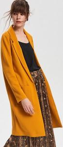 Żółty płaszcz Reserved