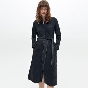 Sukienka Reserved z jeansu