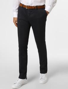 Czarne spodnie Finshley & Harding