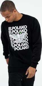 Bluza El Polako z bawełny