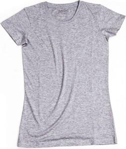 T-shirt Basic Store w stylu klasycznym