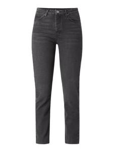 Czarne jeansy Review z bawełny