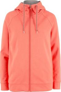 Różowa bluza bonprix bpc bonprix collection krótka