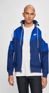Niebieska kurtka Nike Sportswear