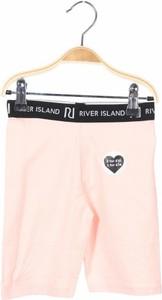 Legginsy dziecięce River Island dla dziewczynek