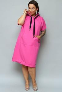 Sukienka KARKO z bawełny