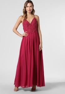 Czerwona sukienka Laona