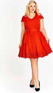 8abdb8b8 sukienki koktajlowe rozmiar 44 - stylowo i modnie z Allani