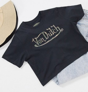T-shirt Von Dutch