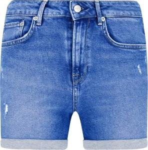 Szorty Pepe Jeans w street stylu